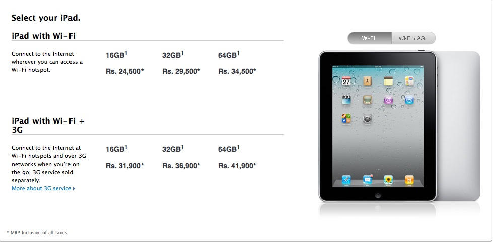 Ipad Prices In India Slashed Now Starts At Rs 24 500