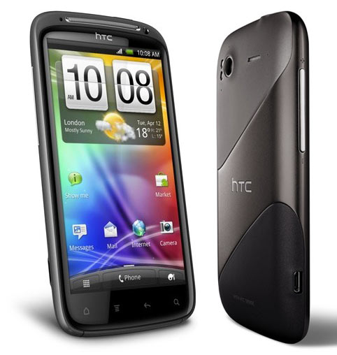 Launch: HTC Sensation Android Phone, 1.2Ghz Snapdragon ...