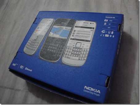 The Nokia E6-00 model with us happened to be one of the sweetest one i ...