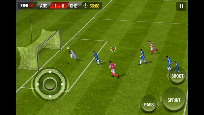 Download FIFA 12 Apk Data Offline Android Game