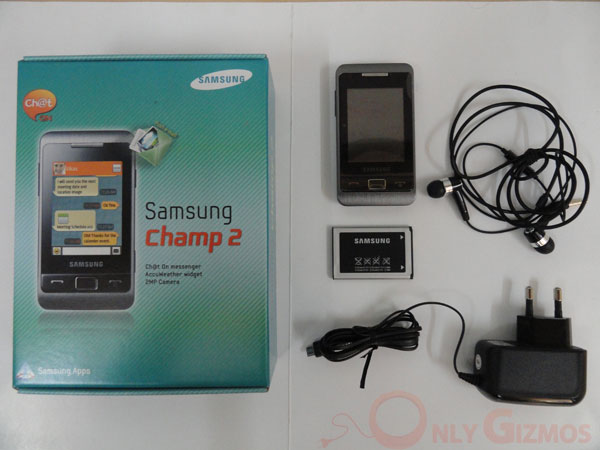 Samsung Champ 2 (C3330) - Review and Unboxing