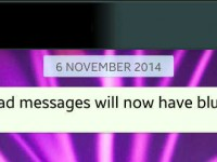 WhatsApp New Feature Informs You When Your Messages Are Read