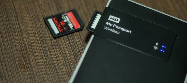 Test Driving The WD My Passport Wireless