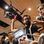 Drones Fly High At CES 2015!