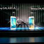 Samsung Unveils The Galaxy A3, A5, E5 and E7 in India