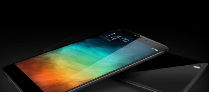 Xiaomi Launches Mi Note And Mi Note Pro In Homeland