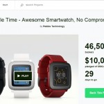 Pebble Time Announced; Crosses $10M on Kickstarter