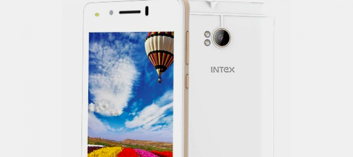 Intex Aqua Y2 Remote Launched In India For Rs. 4,390