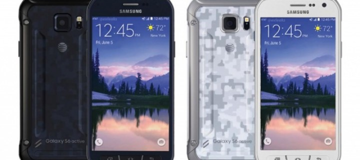 Features of The Samsung Galaxy S6 Active Leaked!