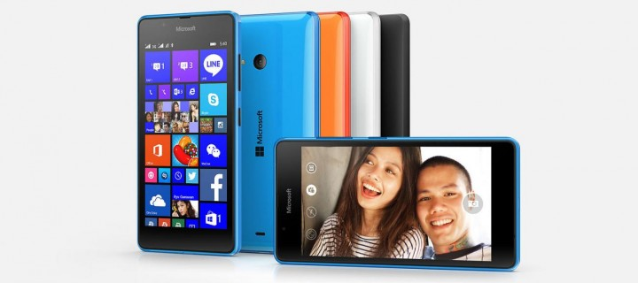 Microsoft Launches Lumia 540 At Rs 10,199