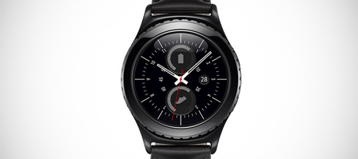 Samsung Announces the Gear S2 Smartwatch with Tizen