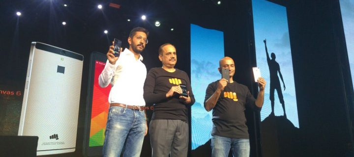 Micromax Announces the Canvas 6 and 6 Pro as it Announces New Brand Image