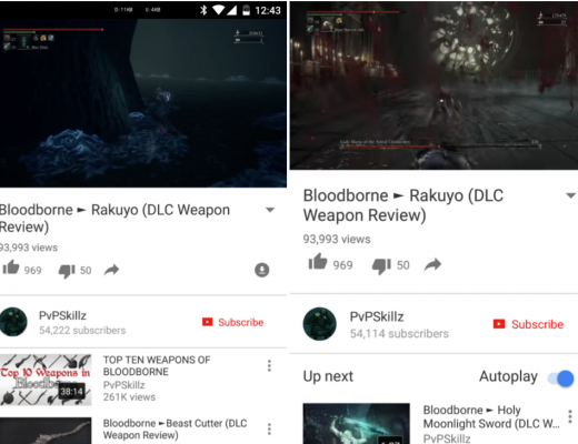 'Up Next' Feature Rolling Out on Youtube Mobile App