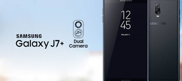 Galaxy J7+, First Budget-Friendly Samsung Phone with Dual Rear Cameras is Official
