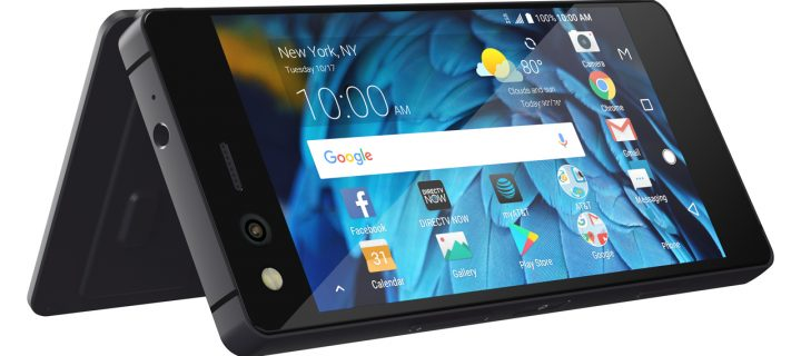 ZTE Axon M Foldable Phone with Two Full HD Screens, 20MP Camera is Official
