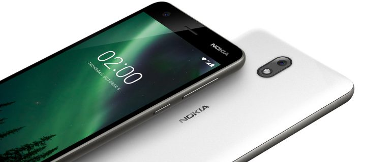 Nokia 2 With 5-inch Display, Android Nougat, 4,100mAh Battery is Official