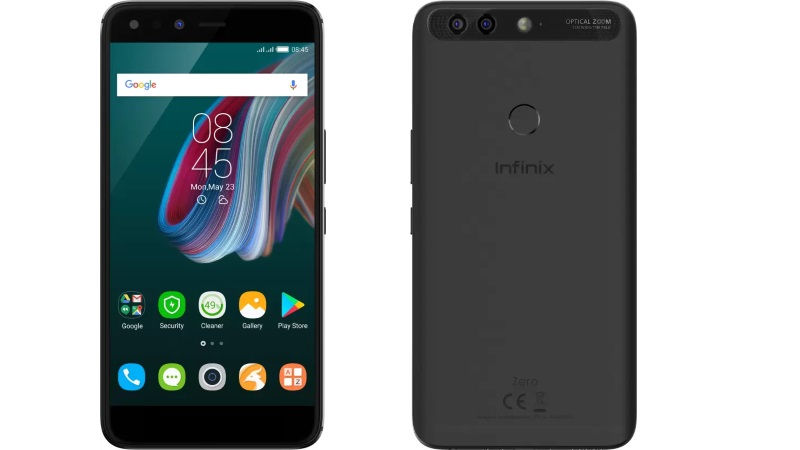 Infinix Zero 5, Zero 5 Pro Unveiled with Big Display, Large Battery and Dual Cameras