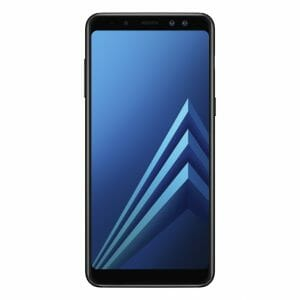 Galaxy A8+ (2018) front