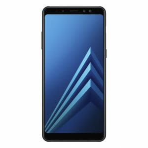 Galaxy A8 (2018) front