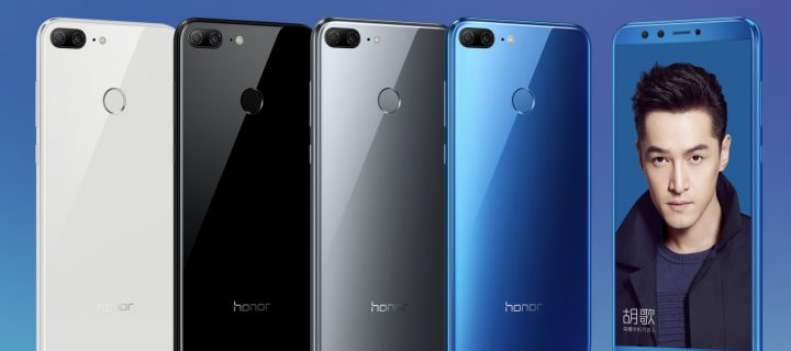 Honor 9 Youth Edition Gets Unveiled with Four Cameras, 18:9 Display