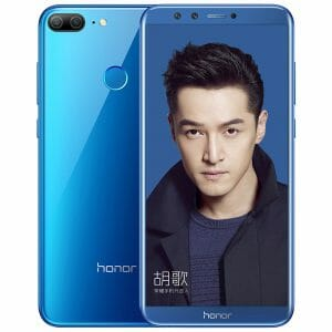 Honor 9 Youth EDition Blue