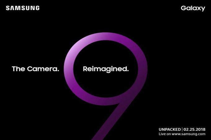 Samsung Galaxy Unpacked 2018 for Galaxy S9 and Galaxy S9+