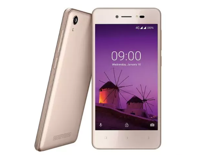 Lava Z50 Android Go