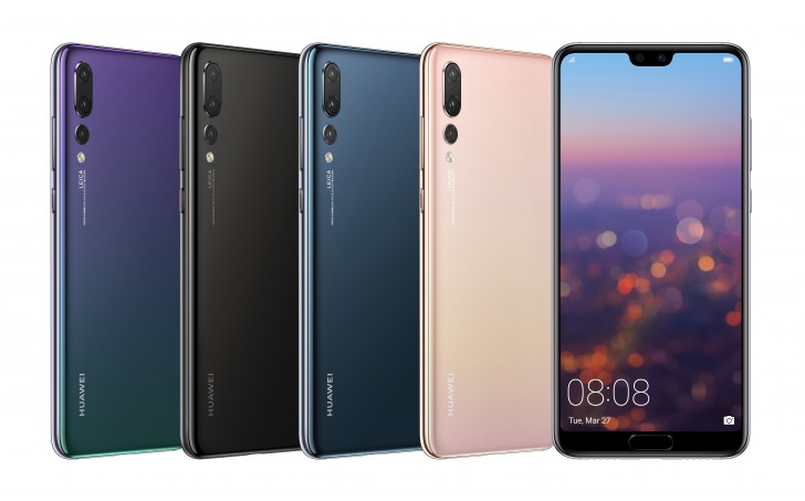 Huawei P20 Pro Color