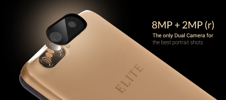 Swipe Elite Dual is the Cheapest Dual Camera Phone in India with Rs. 3,999 Pricing