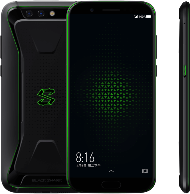 Black Shark Gaming Phone Black