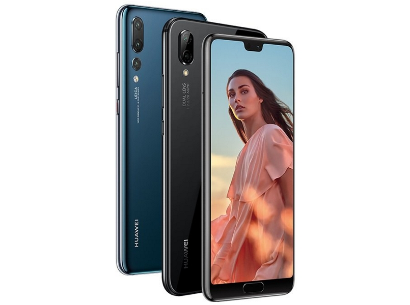 Huawei P20 Pro and P20 Lite
