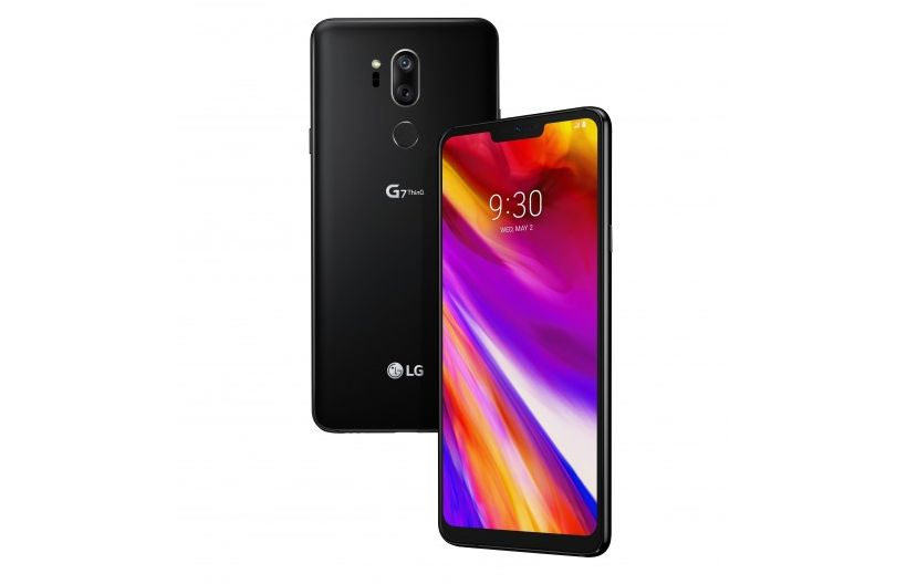 LG G7 ThinQ Official