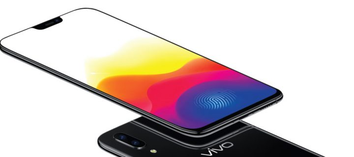 Vivo X21 Unveiled as India's Under Display Fingerprint Sensor Phone with Rs. 35,990 Pricing