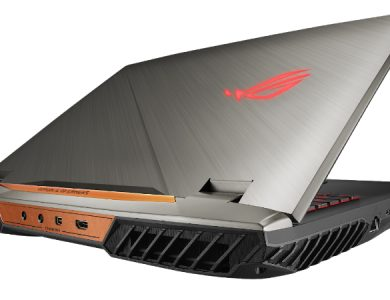 Asus India has Launched TUF Gaming FX504, ROG G703 Notebooks for High-End Gaming
