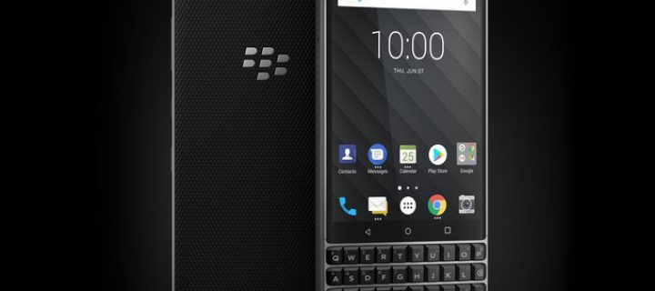 BlackBerry Key2 Goes Official with Dual Cameras, QWERTY Keyboard and Snapdragon 660