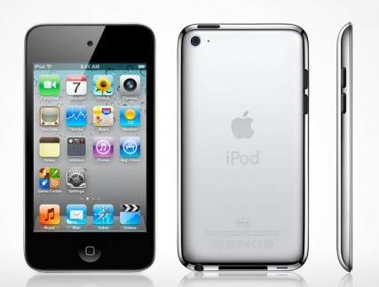 Along with iPod nano and iPod shuffle, the iPod touch also matured another