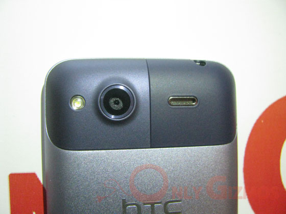 HTC salsa Camera Top
