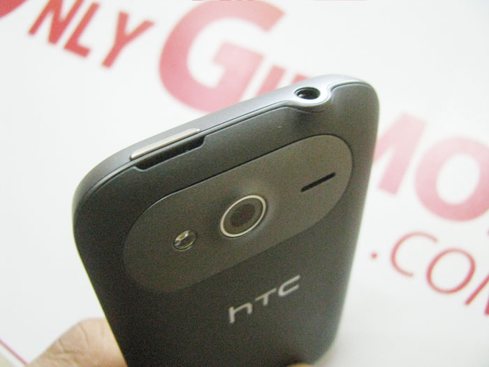 HTC wildfireS Top