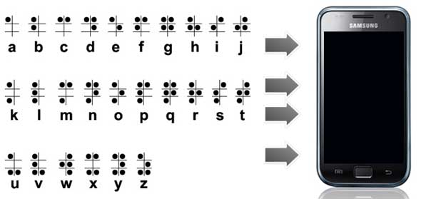 Braille Type for Android