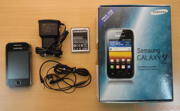Quick Review: Samsung Galaxy Y S5360 In India