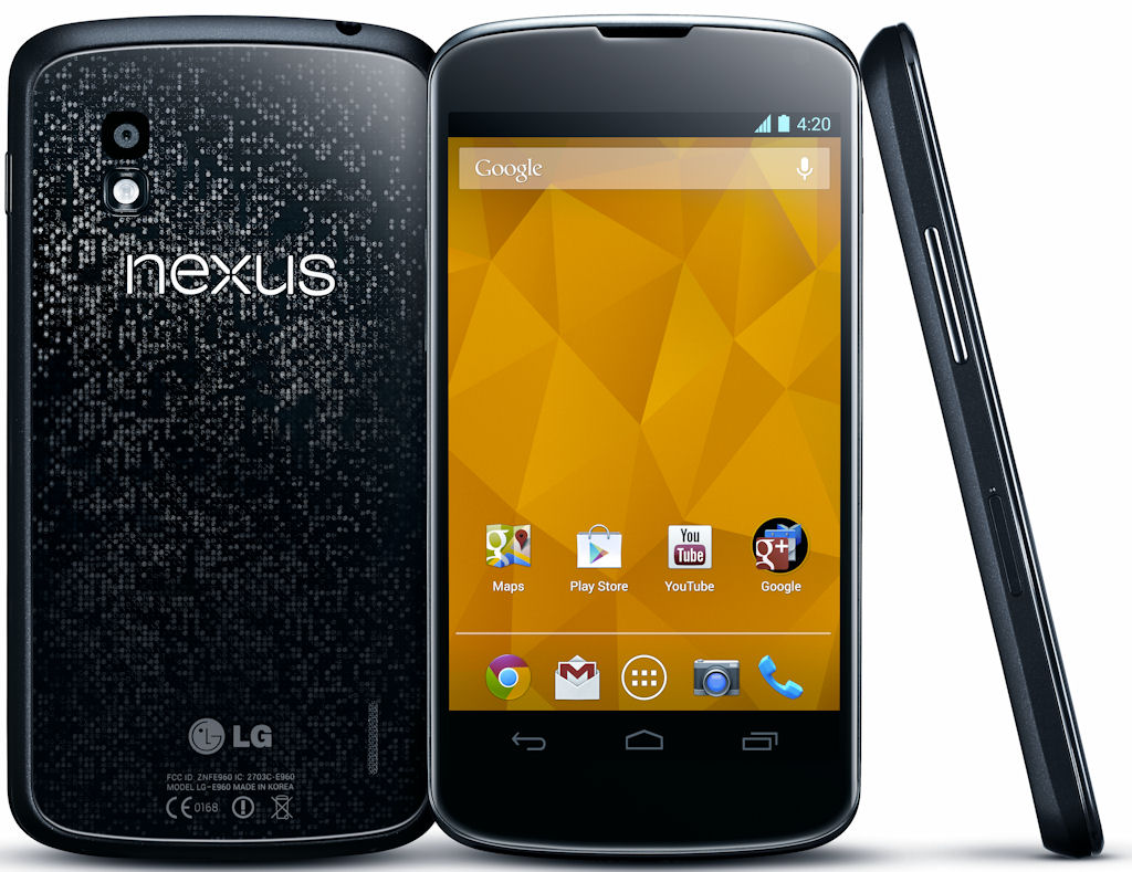 LG, Google Finally Bring The Nexus 4 To India For Rs. 25,999