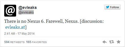 Goodbye to Nexus-Hello Silver
