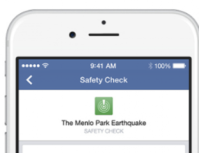 In Disaster? Check in on Facebook via Safety Check