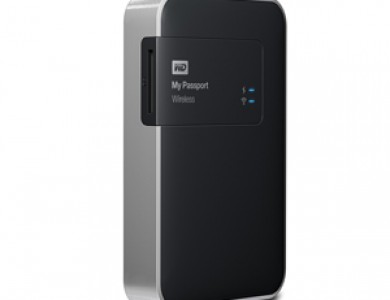 Western Digital Launches My Passport Wireless in India