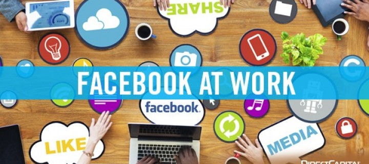 Facebook At Work – Competing with LinkedIn And Yammer?