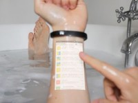 The Futuristic Bracelet 'Cicret' Projects Your Phone Screen On Arm