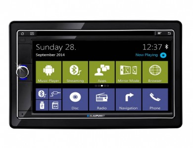Blaupunkt India launches Cape Town 940