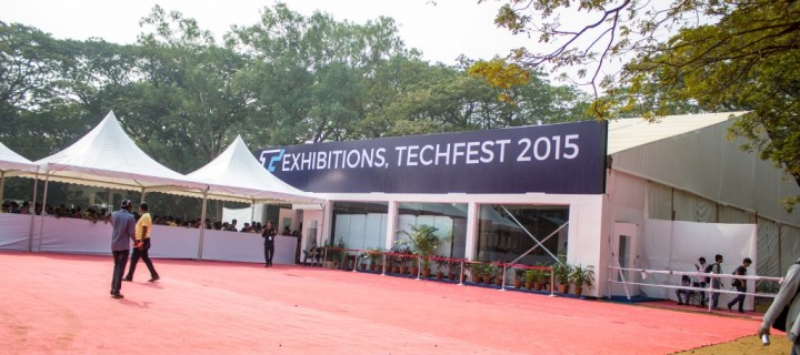 Top Attractions at IIT TechFest 2015 — Day 1