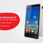 Xiaomi Redmi Note 4G To Hit Airtel Stores On 16th January