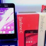 Asus ZenFone C Launched For The Budget Wary